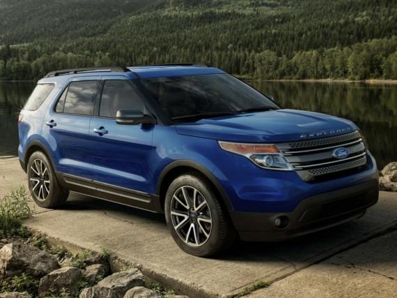 фото Ford Explorer 2015 года
