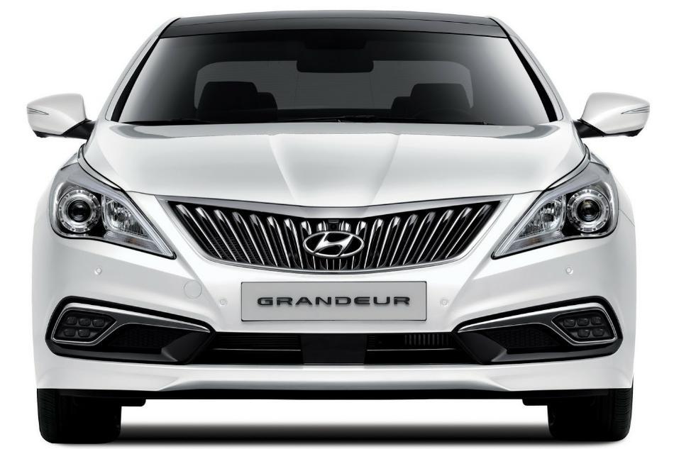 фото Hyundai Grandeur 2015 года
