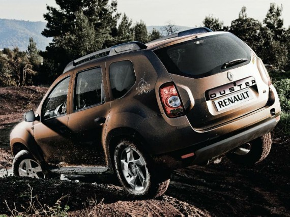 фото Renault Duster Adventure