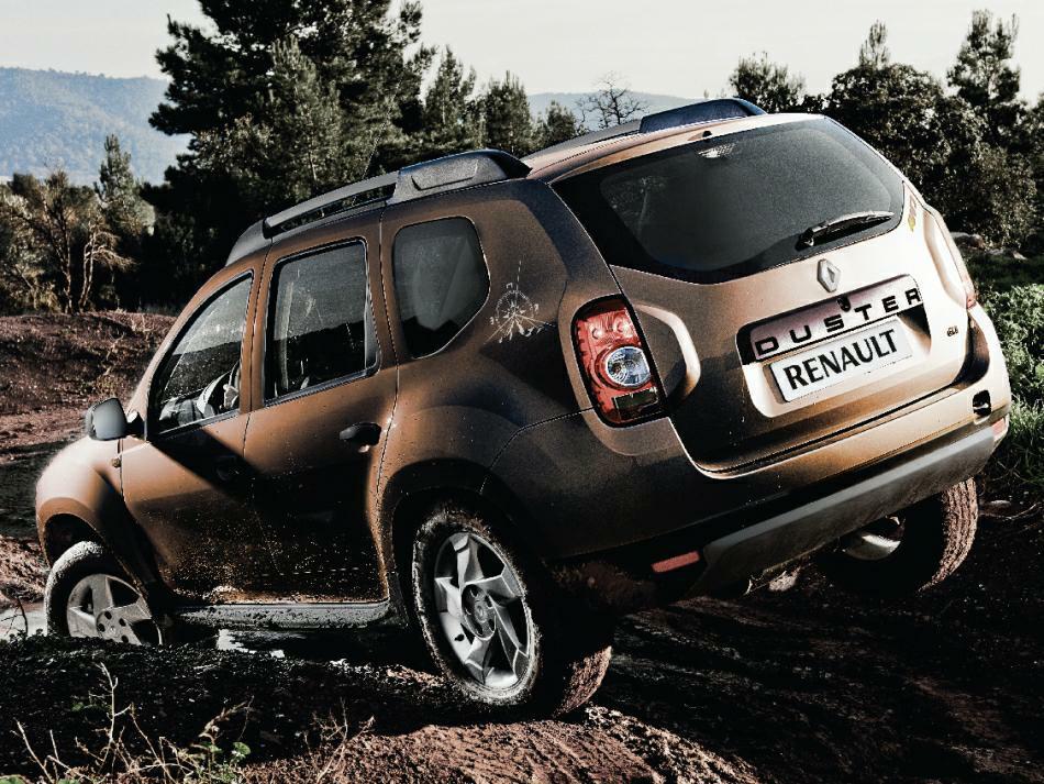 фото Renault Duster Adventure