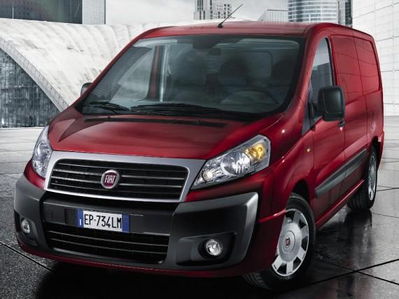 фургон Fiat Scudo 2014