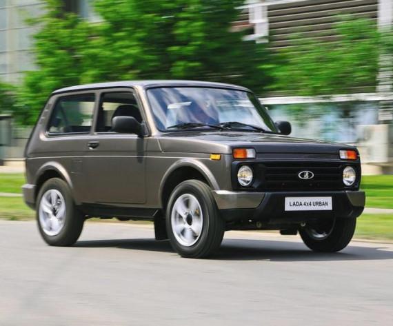 новый бампер Lada 4x4 Нива Урбан 2020