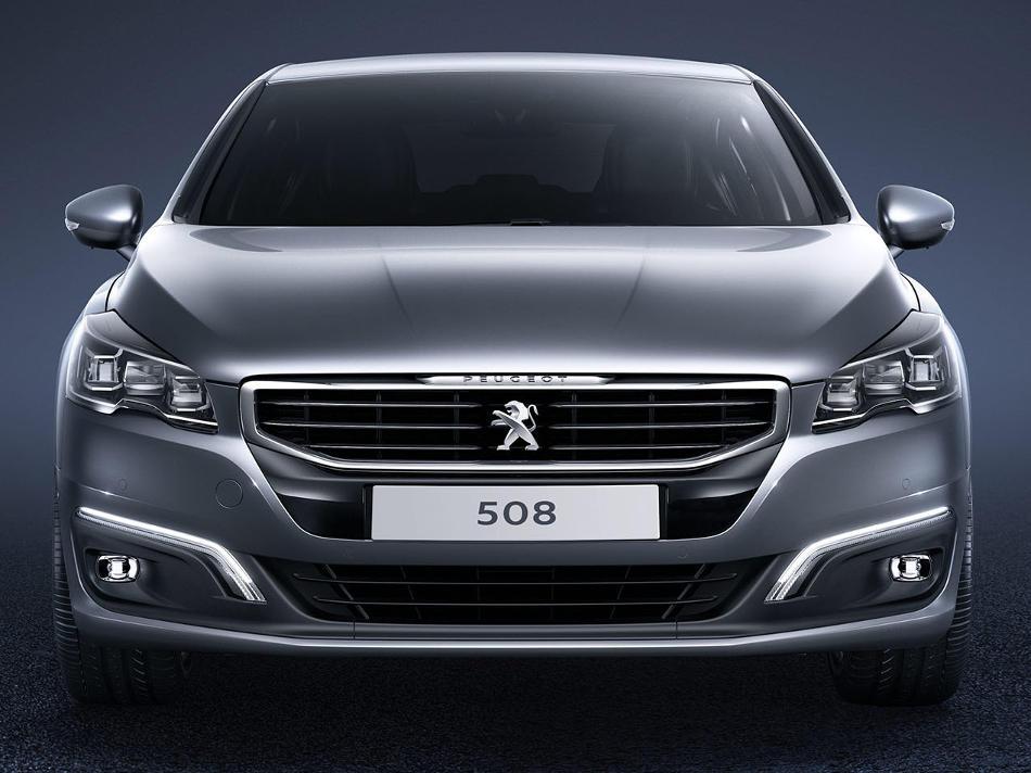 седан Peugeot 508 2015