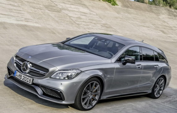универсал Mercedes CLS Shooting Brake 2015
