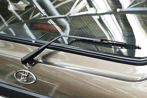 задняя дверь Lada 4x4 Urban 2020