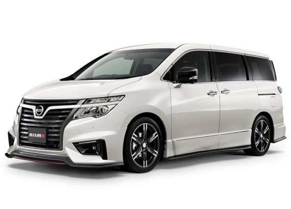 Тюнинг Nissan Elgrand (E52) от NISMO