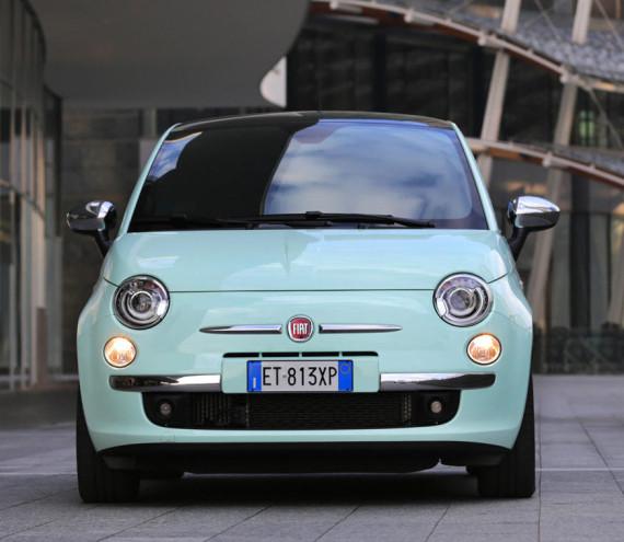фото Fiat 500 2015