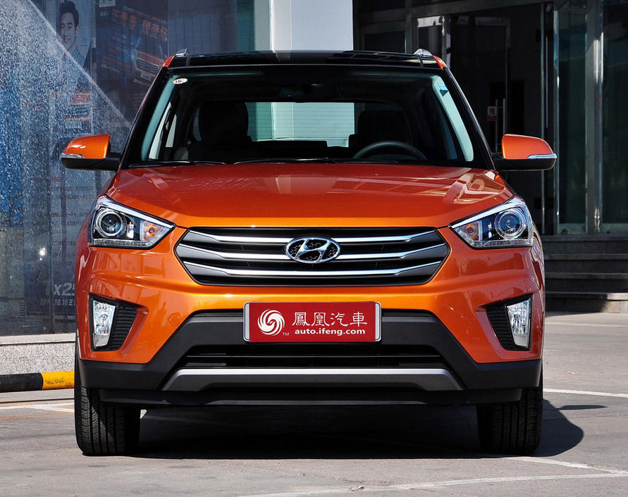 фото Hyundai ix25 2015