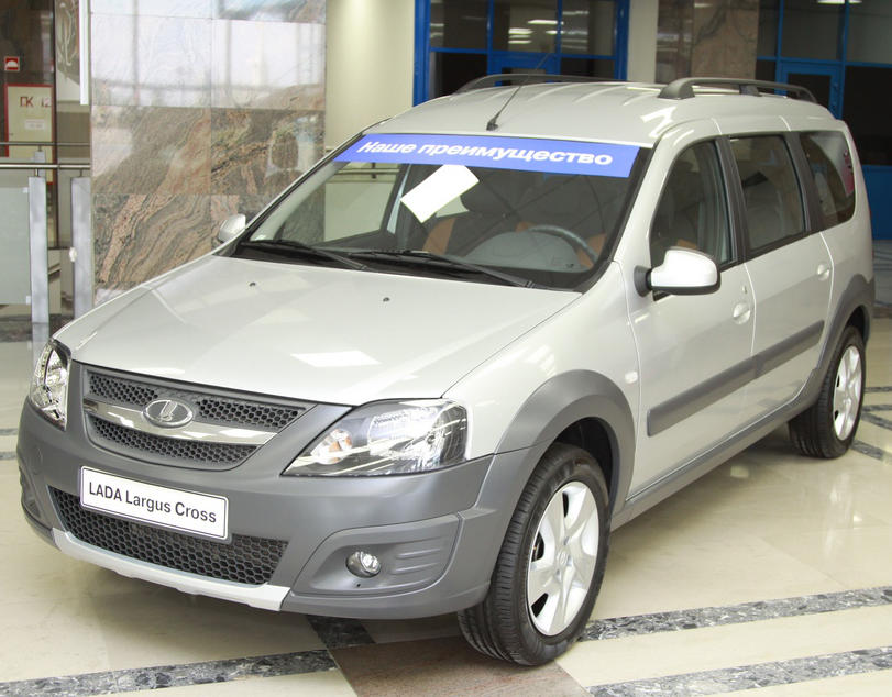 фото LADA Largus Cross