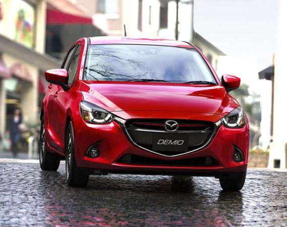 фото Mazda 2 2015