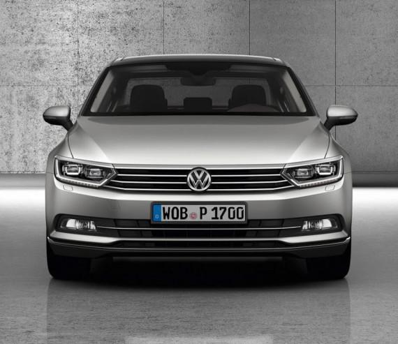 фото Volkswagen Passat 2015 Седан
