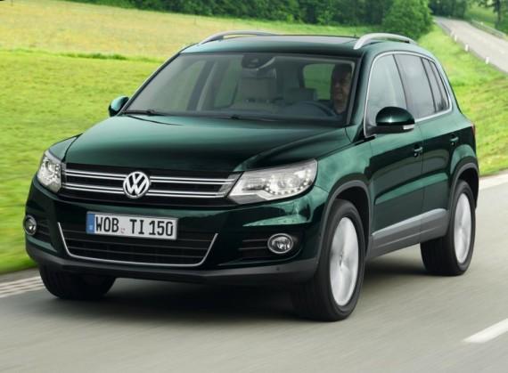 фото Volkswagen Tiguan 2014