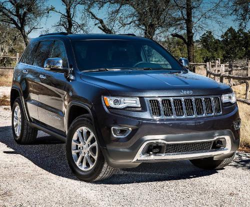 отзыв Jeep Grand Cherokee 2014 в России