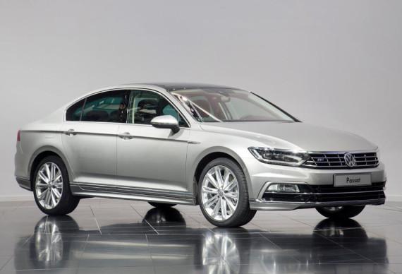 седан Volkswagen Passat 2015