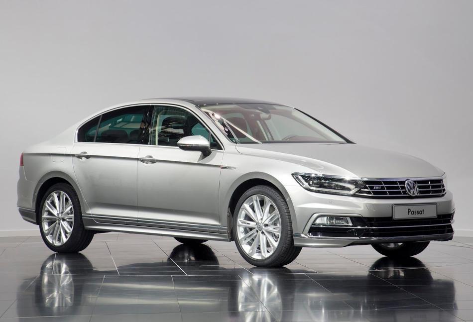 Volkswagen passat фото 2