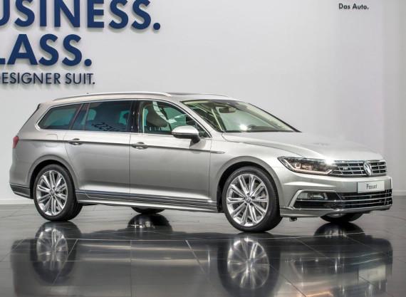 универсал Volkswagen Passat 2015
