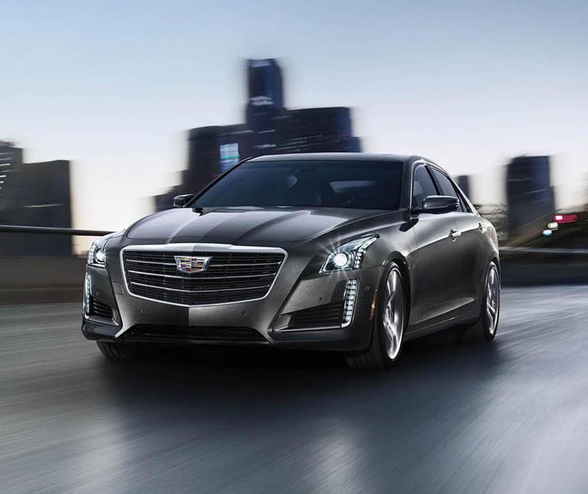 фото Cadillac CTS 2015