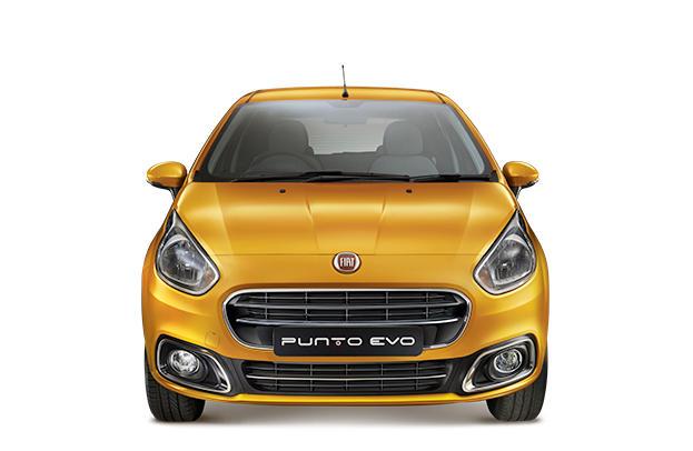 фото Fiat Punto Evo 2015