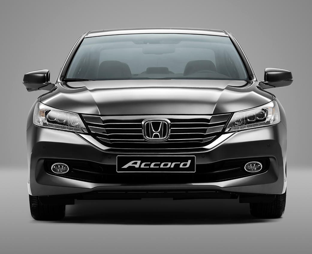 фото Honda Accord 2015