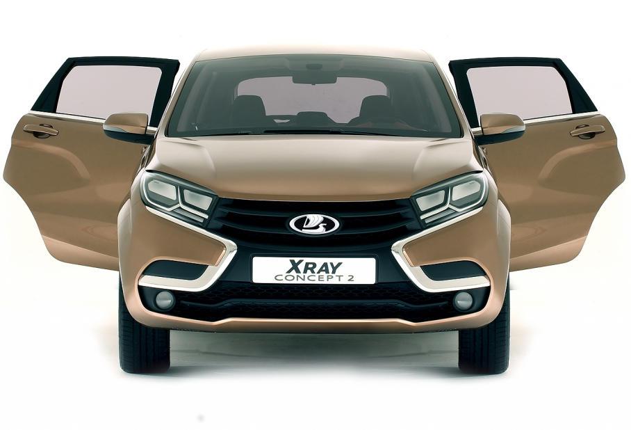 фото Lada XRay Concept 2