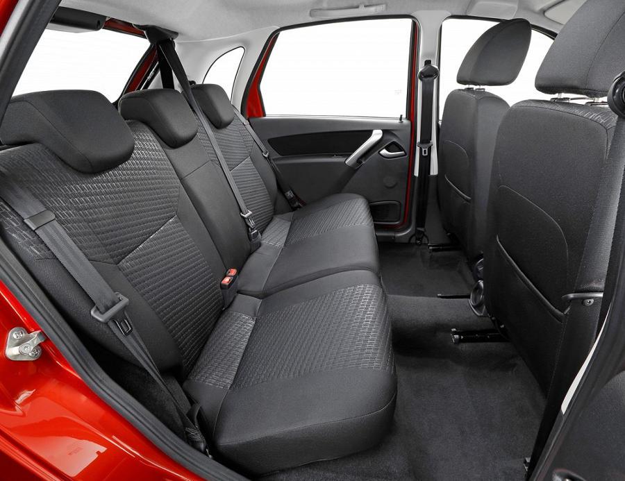 интерьер Datsun mi-DO 2015