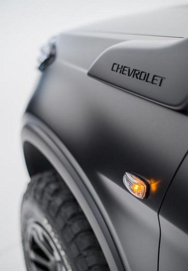 крыло Chevrolet NIVA 2015