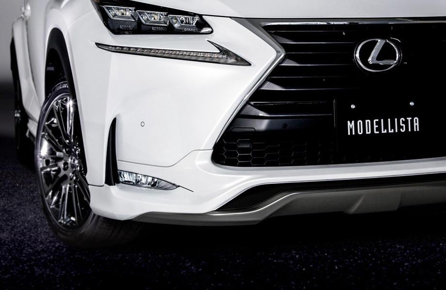 решетка Lexus NX 2015 от Modellista