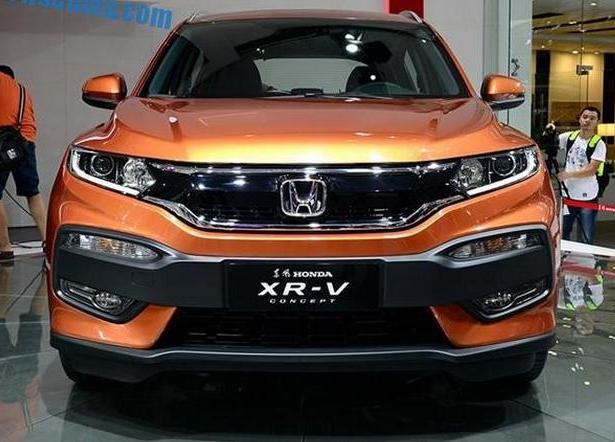 фары и бампер Honda XR-V