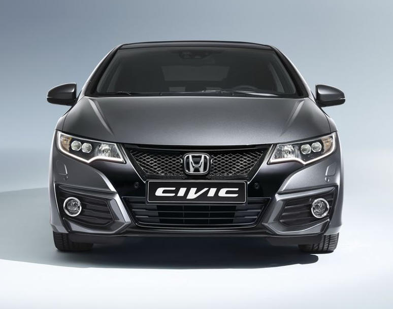 фото Honda Civic 2015 Хетчбэк
