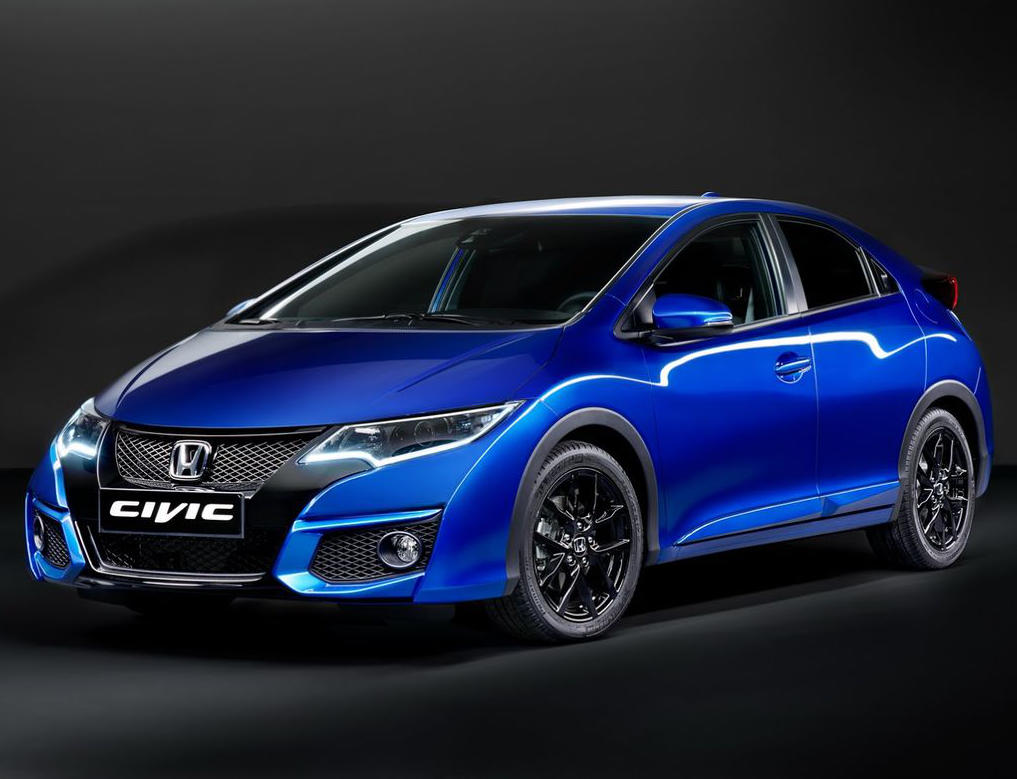 фото Honda Civic Sport 2015 года