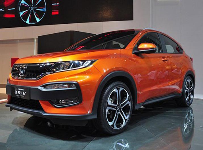 фото Honda XR-V