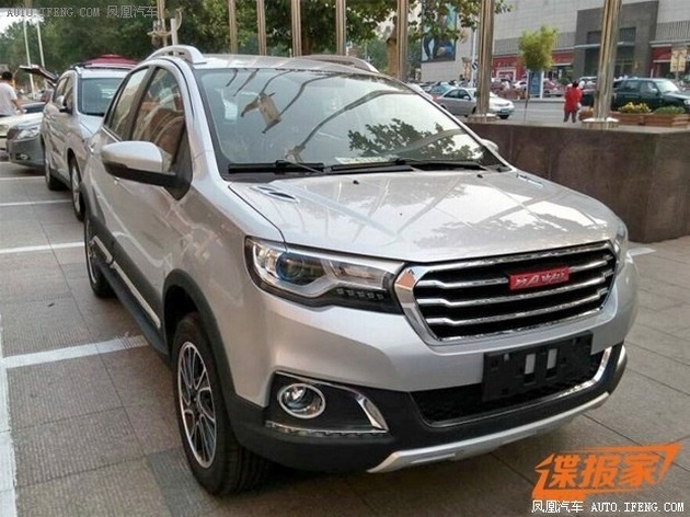фото Great Wall Haval H1 2015