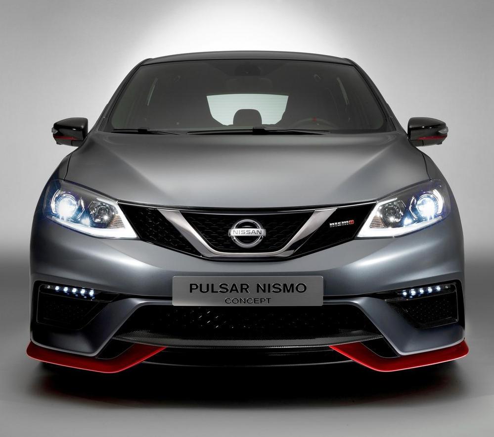 фото Nissan Pulsar Nismo Концепт 2014