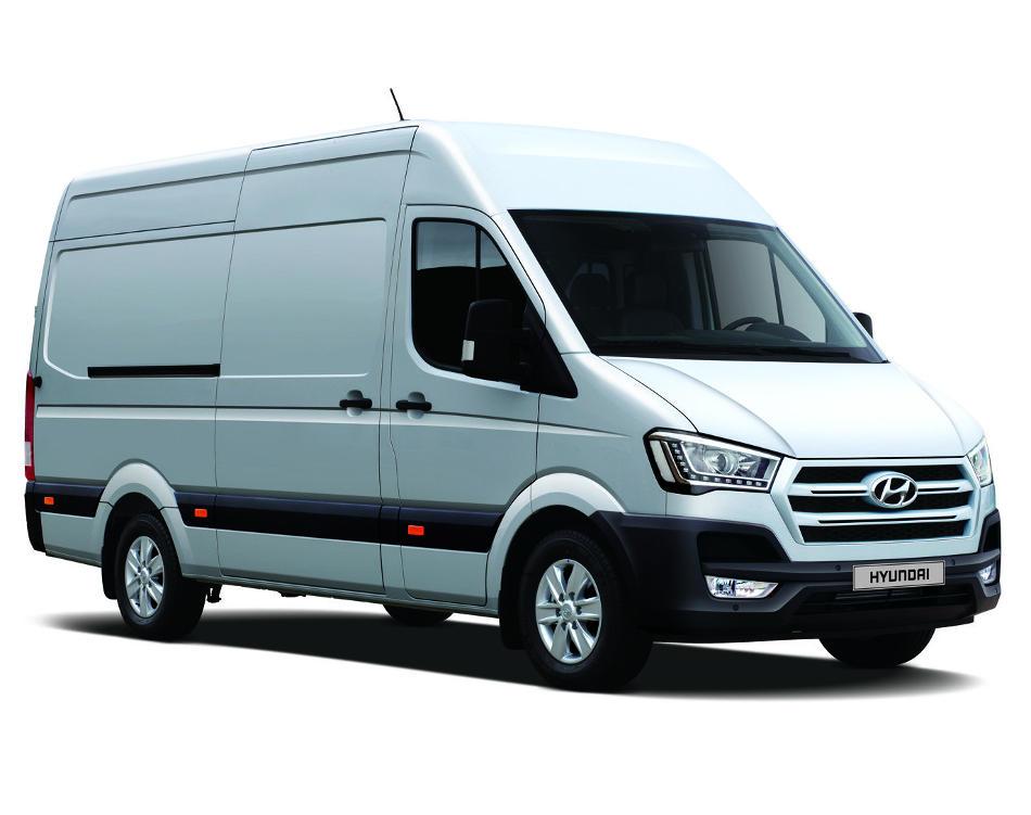 фургон Hyundai H350 2015
