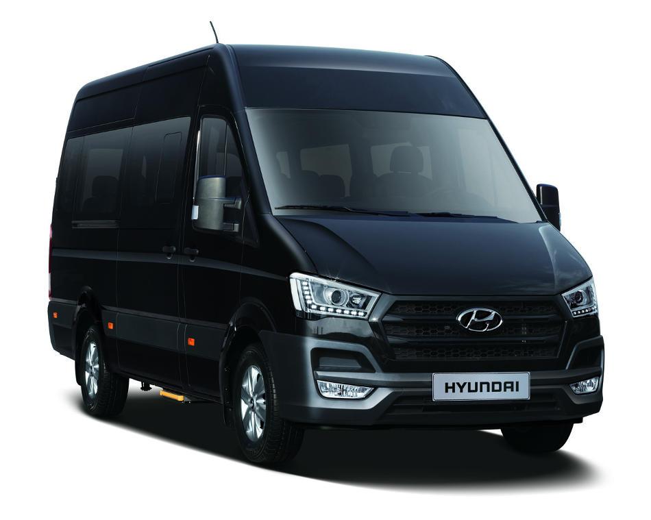 микроавтобус Hyundai H350 2015