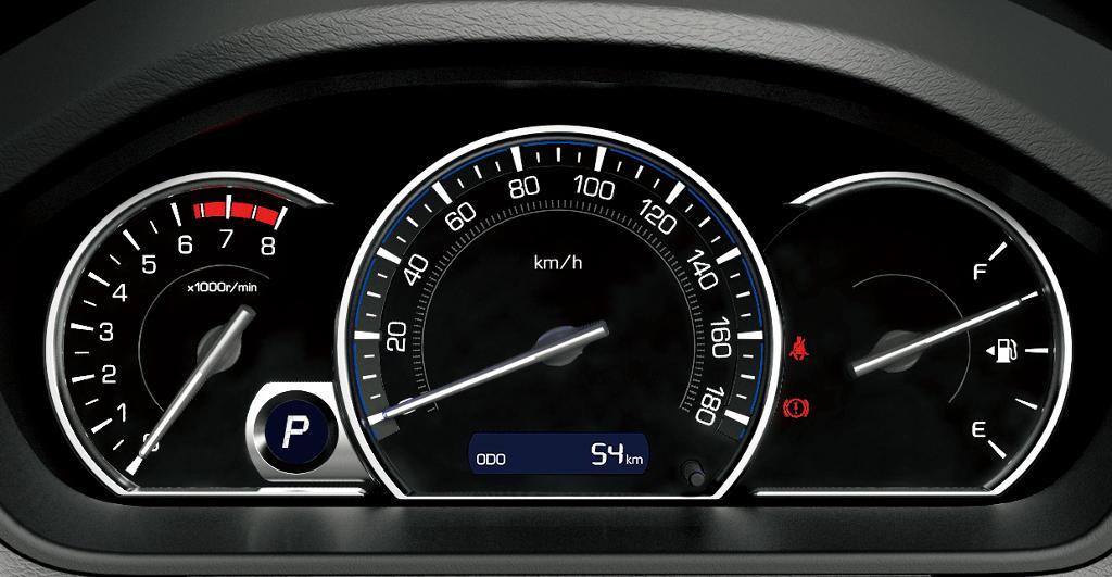 панель приборов Toyota Esquire 2015