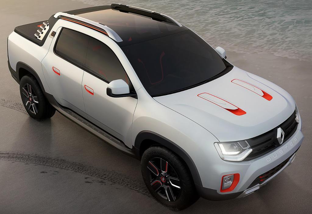 пикап Renault Duster Oroch 2014