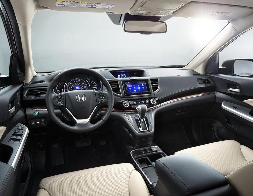 салон Honda CR-V 2015