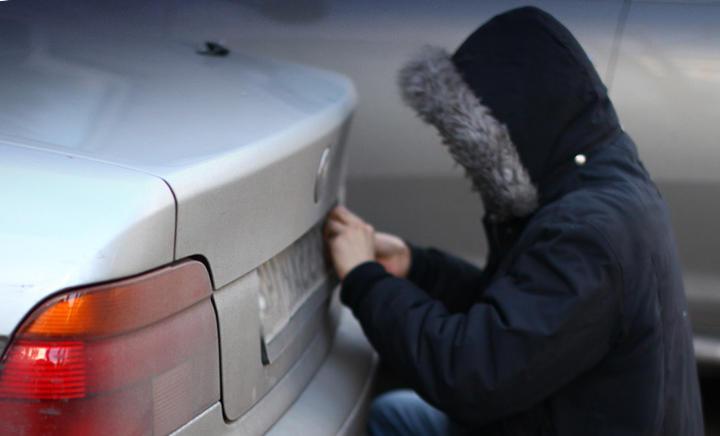 Украли гос номера с машины 2014. Что делать?