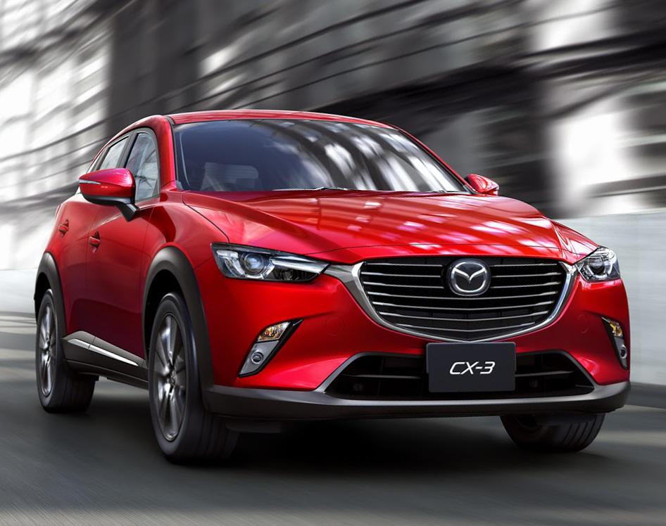 Фото Mazda CX-3 2016