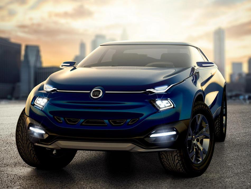 Купе Fiat Concept Car 4 (FCC4) фото