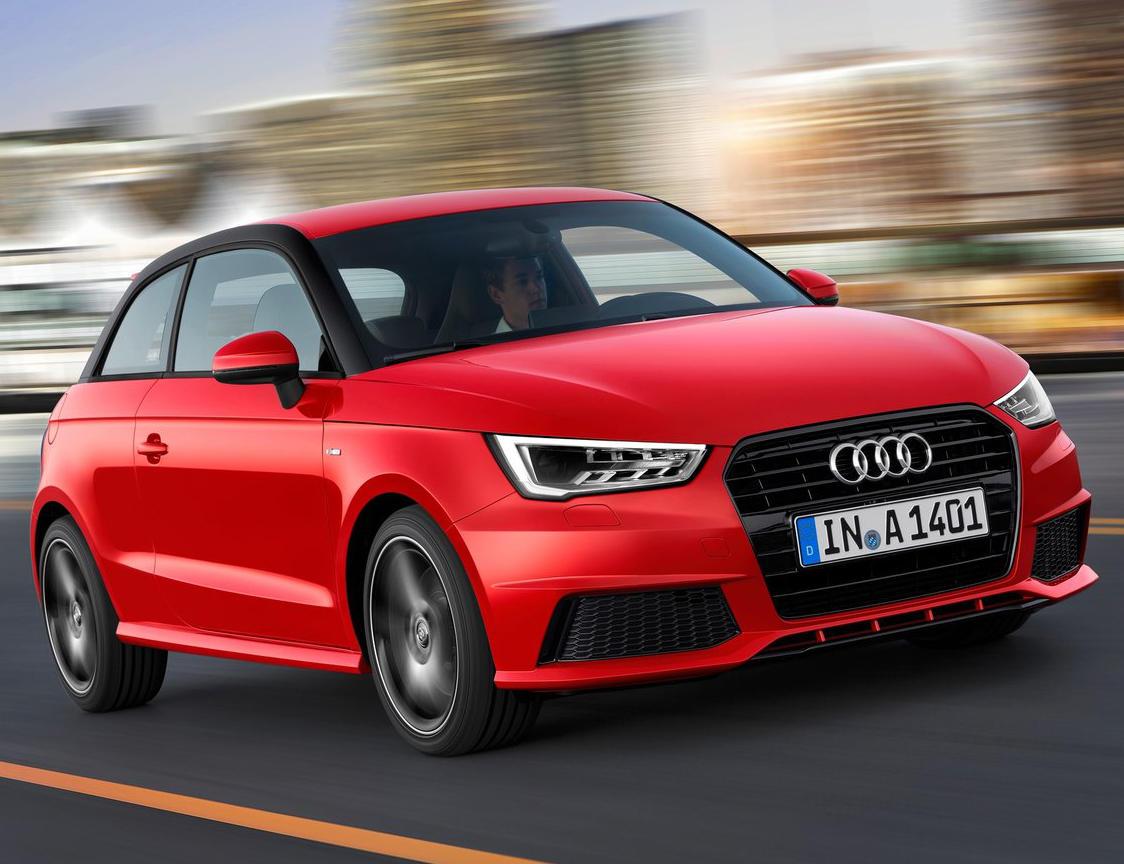 фото Audi A1 2015 года