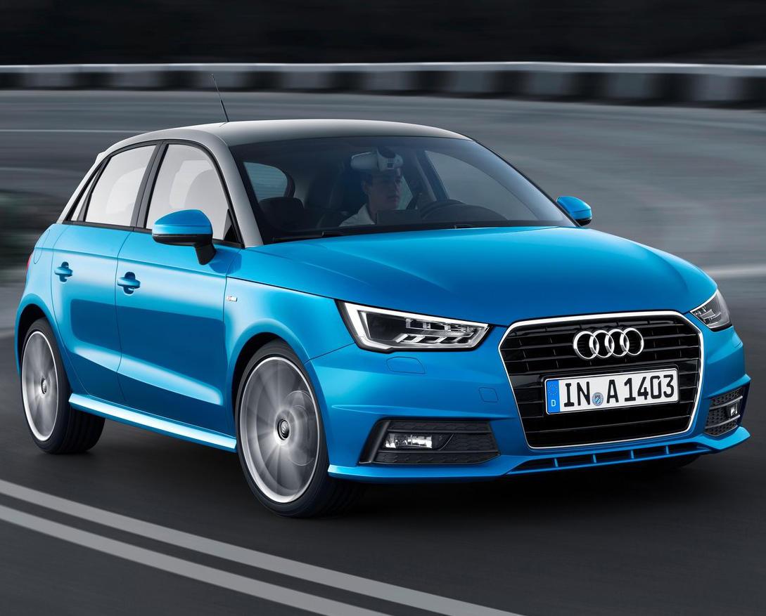 фото Audi A1 Sportback 2015 года