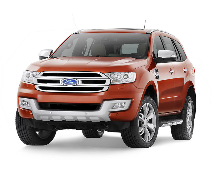 фото Ford Everest 2016 года