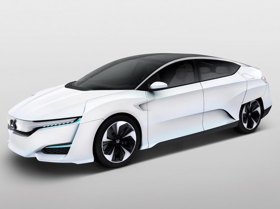 фото Honda FCV Concept