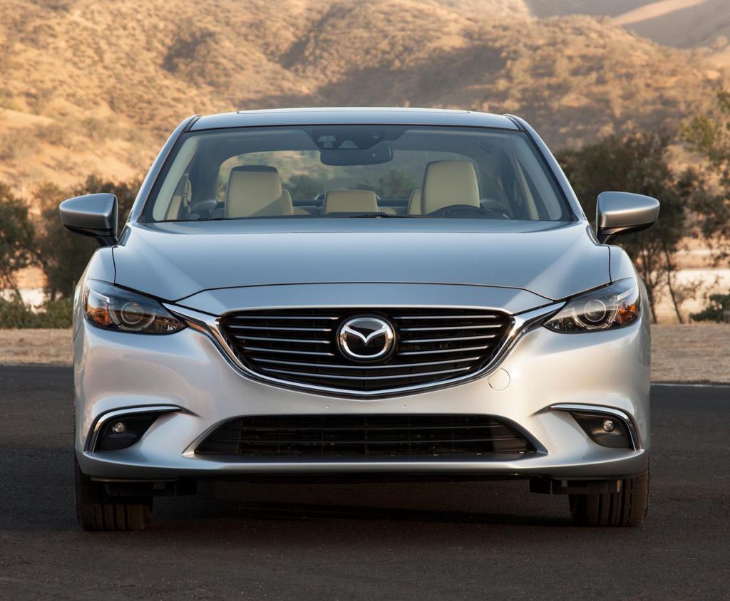 фото Mazda 6 2015 - 2016 рестайлинг