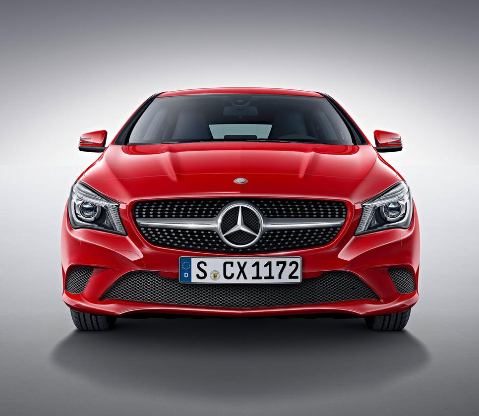 фото Mercedes CLA-Class Shooting Brake 2016