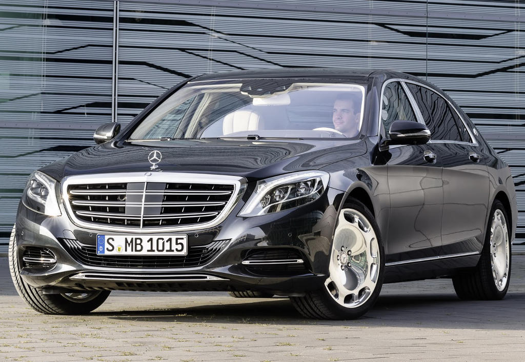фото Mercedes-Maybach S-Class 2016