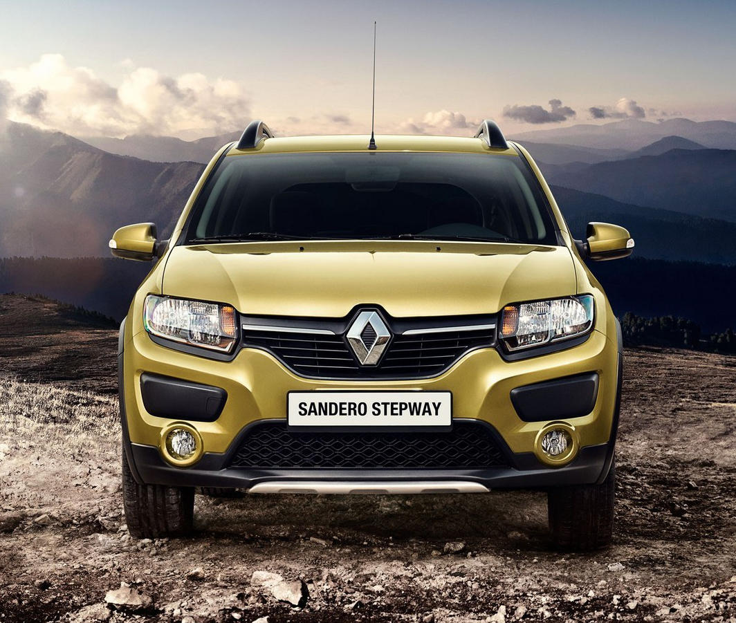 фото Renault Sandero Stepway 2015 года