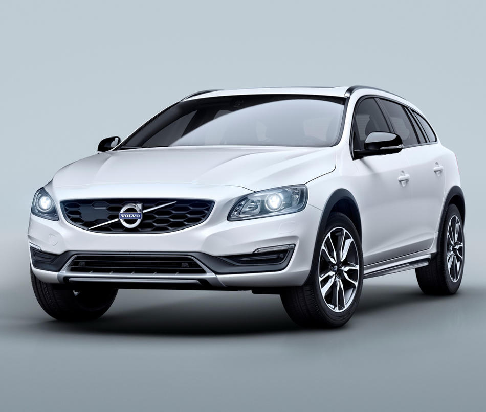 фото Volvo V60 Cross Country 2015 года